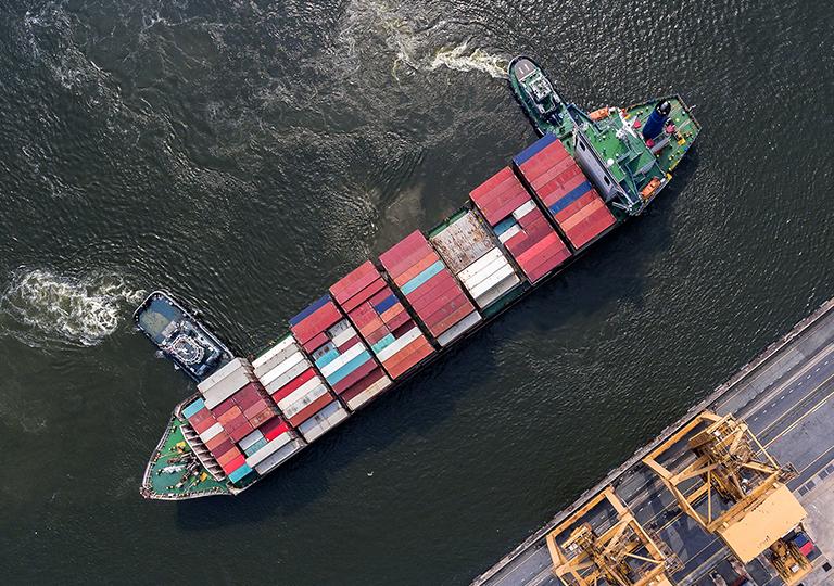 dịch vụ vận chuyển đường biển quốc tế