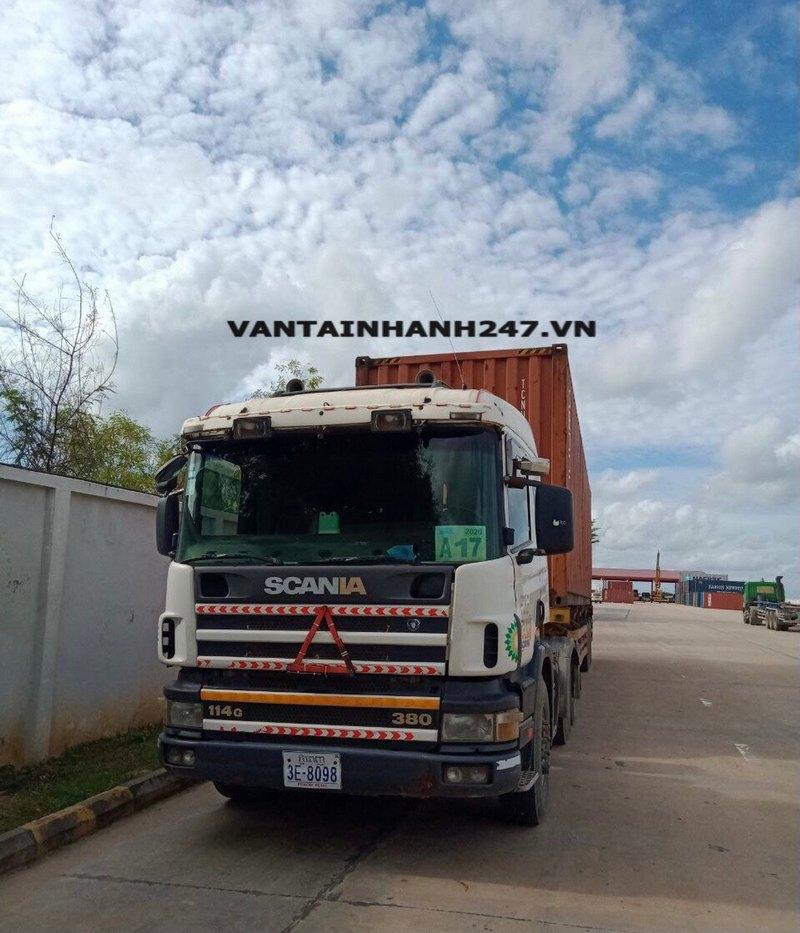 Gửi hàng từ Hà Nội đi Campuchia