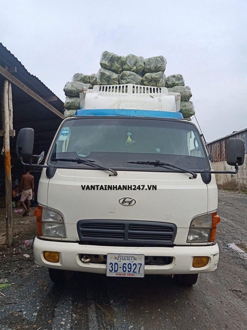 Hình thức gửi hàng từ Đà Nẵng Đi Campuchia