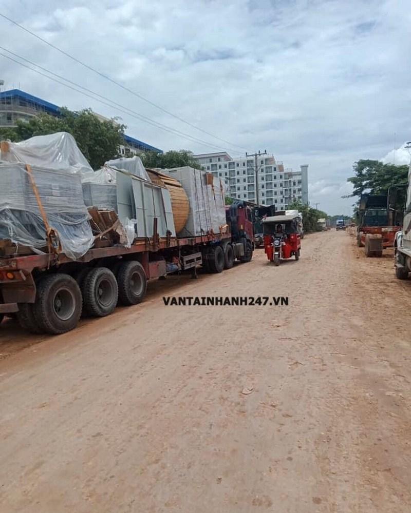 Chành xe TP HCM đi Campuchia