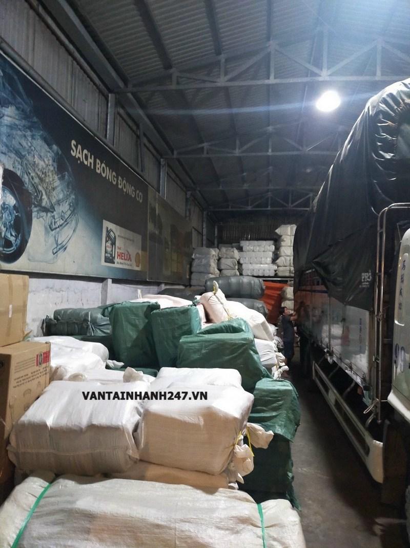 Vận chuyển hàng từ Campuchia sang Việt Nam