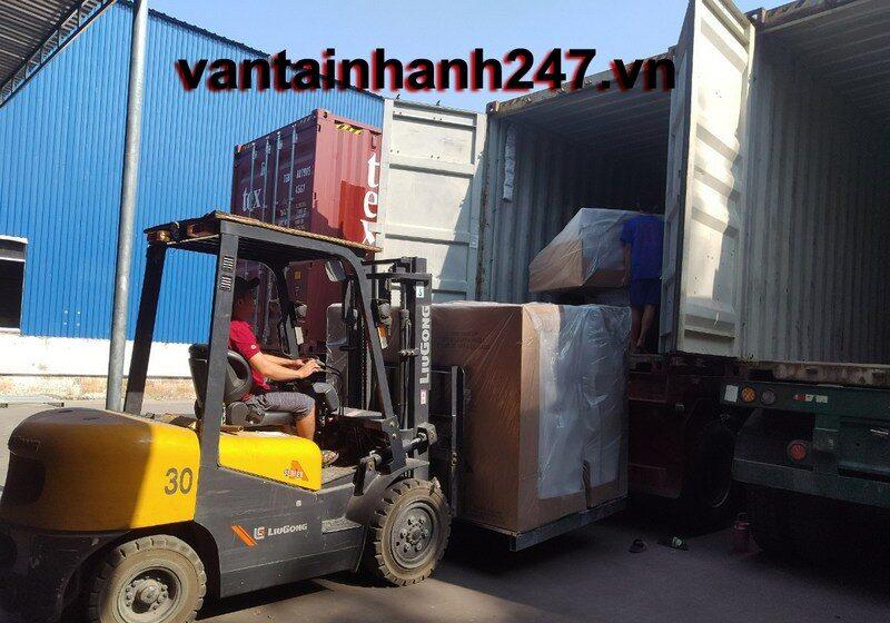 giá cước vận chuyển hàng hóa đường bộ