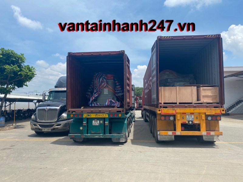 Quy trình tính bảng giá cước vận chuyển container