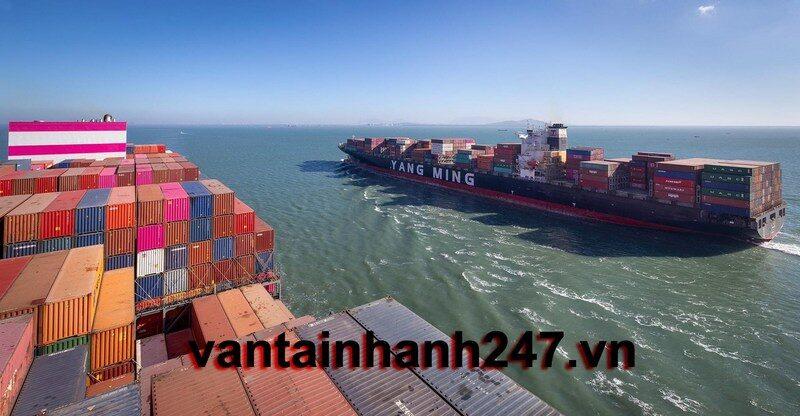 Các lưu ý bảng giá cước vận chuyển container đường biển