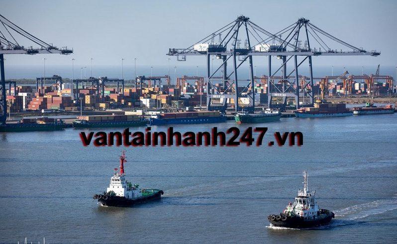 bảng giá cước vận tải đường biển