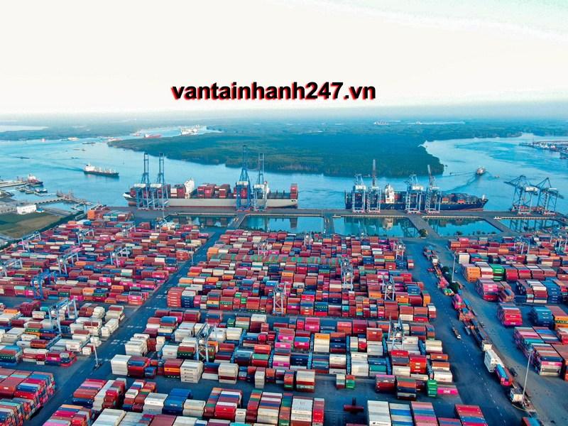 Ưu điểm dịch vụvận chuyển đường biển