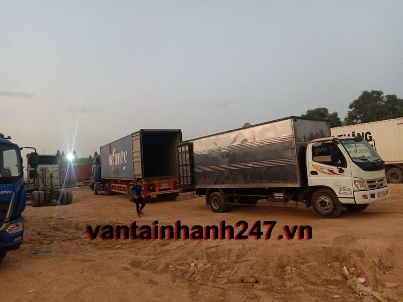 Chành xe đi Sihanoukville