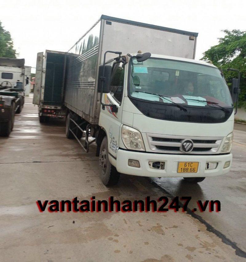 Vận chuyển hàng hóa HCM đi Sihanoukvilletiểu ngạch