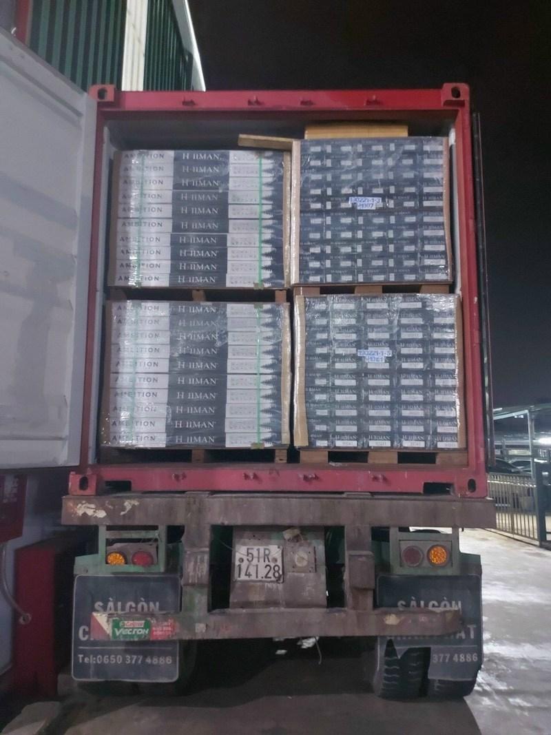 Quy trình làm thủ tục xuất khẩu hàng đi Campuchia