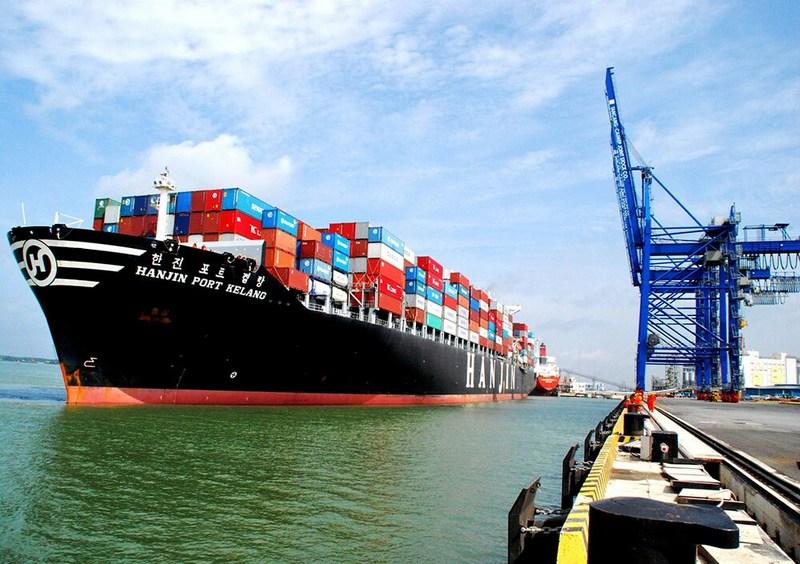 Vận chuyển đường biển từ Hàn Quốc về Việt Nam