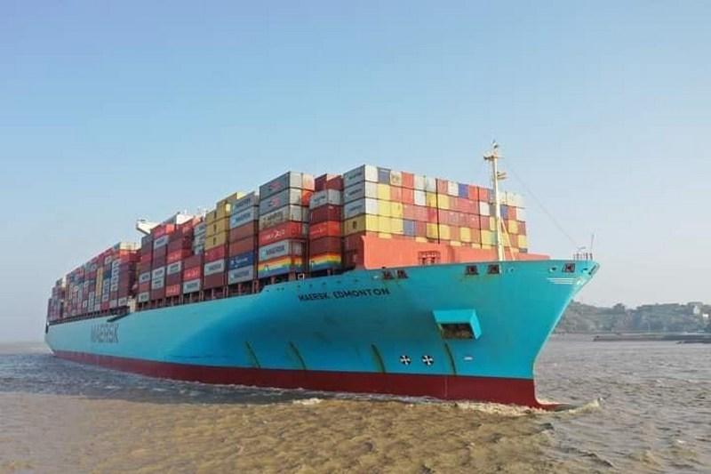Vận chuyển đường biển từ Trung Quốc về Việt Nam.