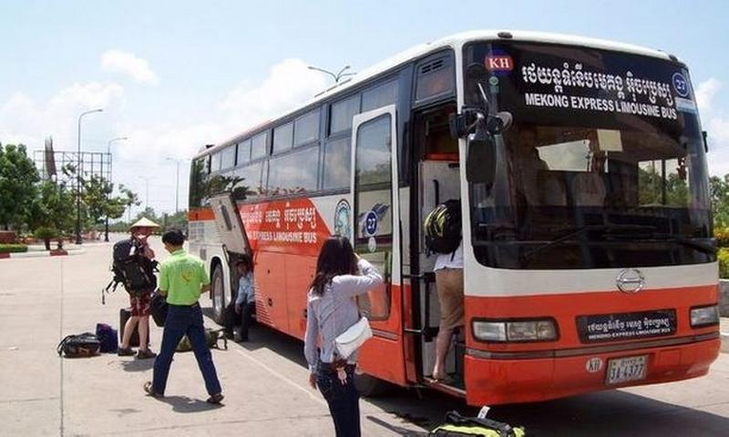 Xe Mekong Express